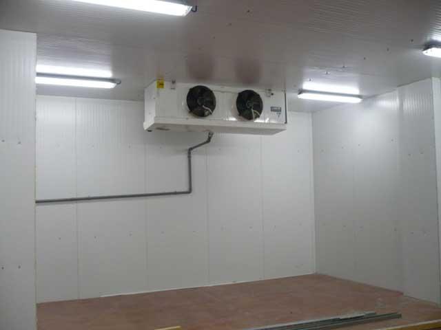 Морозильная камера своими руками в помещении 49