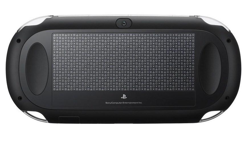 Сенсорная панель PS Vita