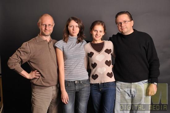 Д.Пучков и сотрудники Digital Media