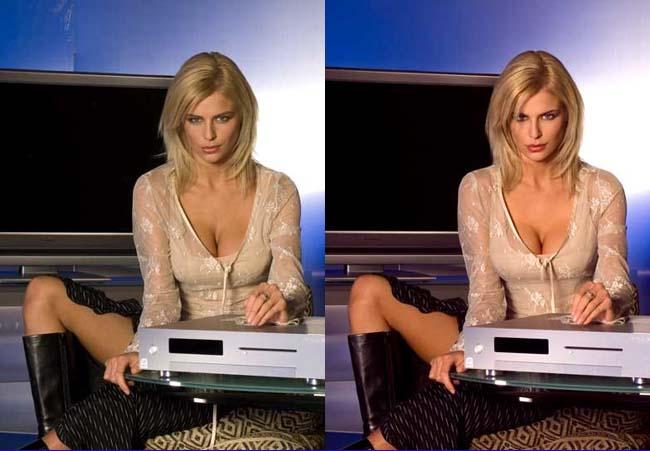 До и после Photoshop'а