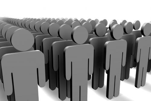 Толпы работодателей
