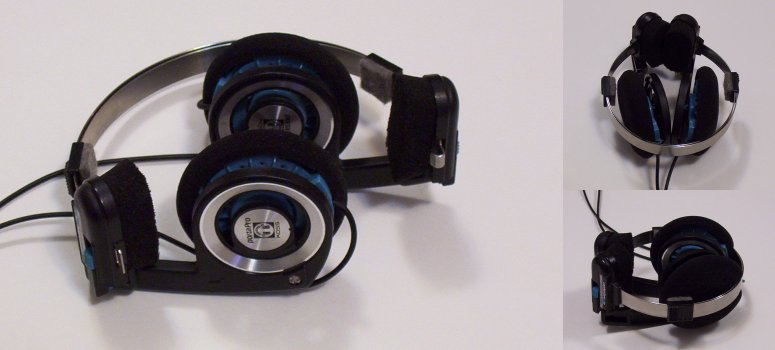 Wired wireless headphones page 2 notebookreview - Koss porta pro ...