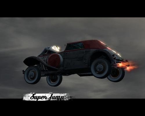 Отличный прыжок
