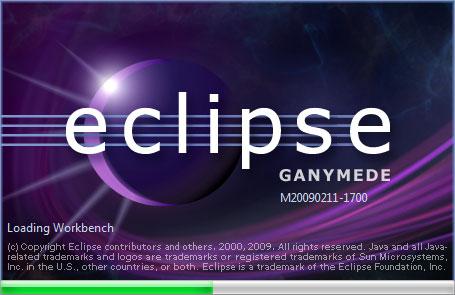 'раскручиваем' и запускаем Eclipse