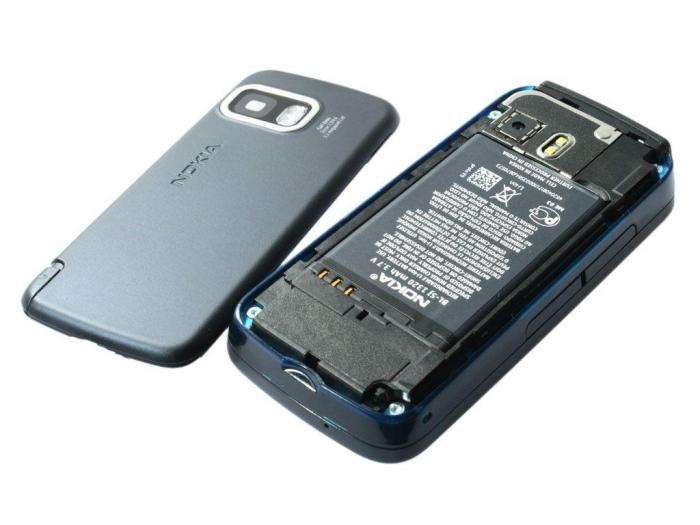 Аккумулятор Nokia 5800 Xpress Music