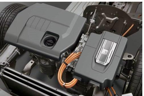 Двигатель Opel Ampera