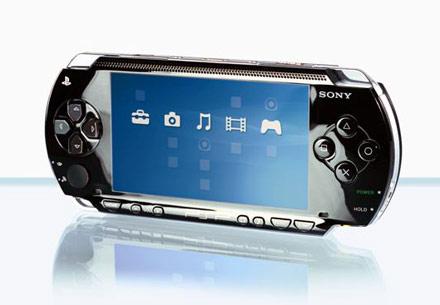 Sony PSP-3000