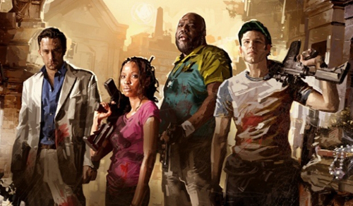 Left 4 dead 2 DLC the Passing