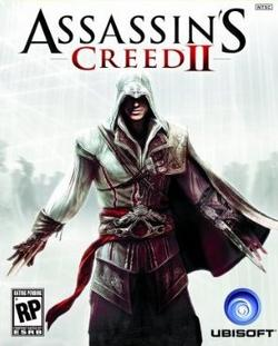 Assasin's Creed II обложка