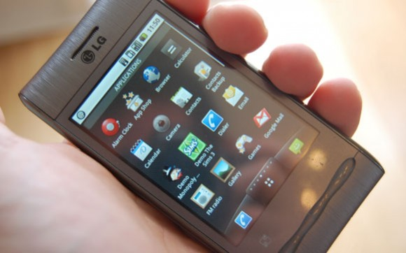 lg gt540 review 10 - [Обзор] LG GT540
