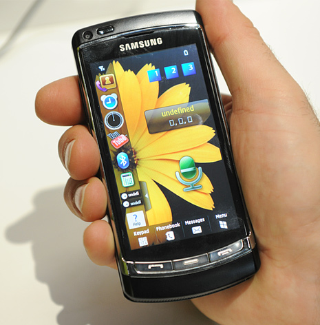 Samsung GT- i8910 HD