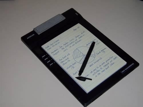 блокнот для планшета