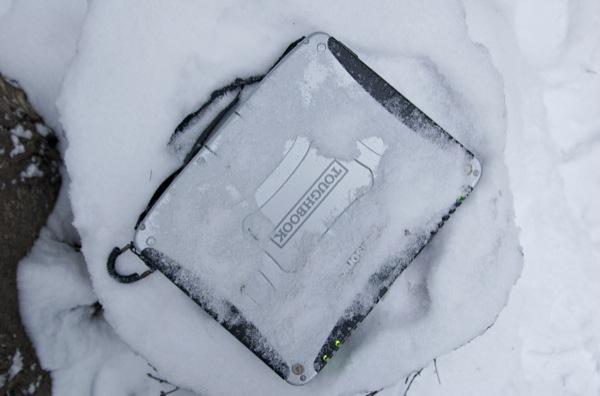 Panasonic TOUGHBOOK CF-T8