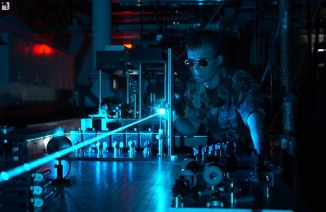 Системы лазерного боя