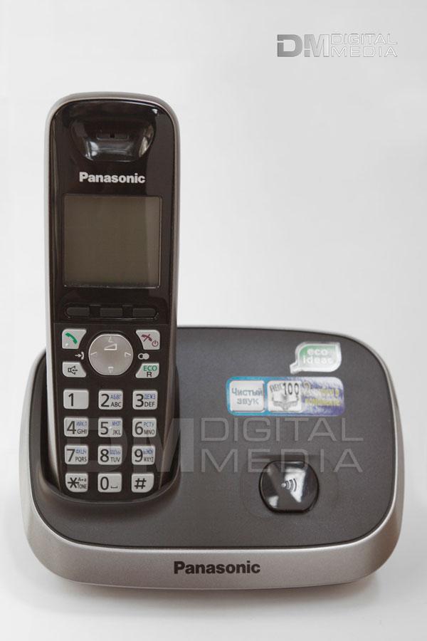Инструкция На Телефон Panasonic Kx-tga161ru - фото 3