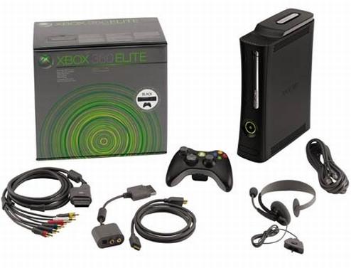 Xbox360 Elite
