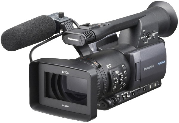 Panasonic AG-HMC 150
