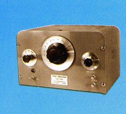 аудиоосцилятор HP