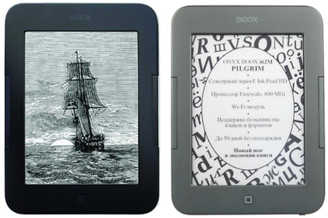 ONYX BOOX i62M Pilgrim, i62M Duncan