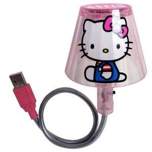 Лампа  Hello Kitty USB Gooseneck Lamp