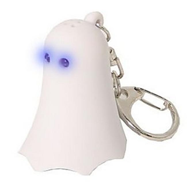 Он называется Ghost key chain flashlight и, действительно, похож на