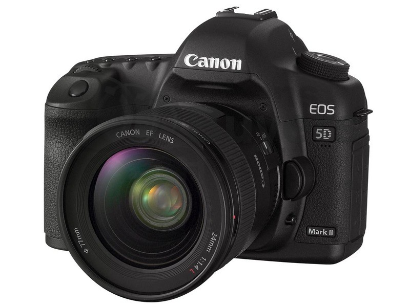 Canon EOS Mark 5D
