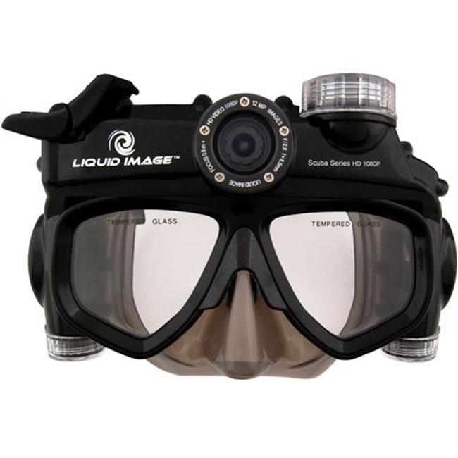 Scuba Series HD 1080P Camera Mask