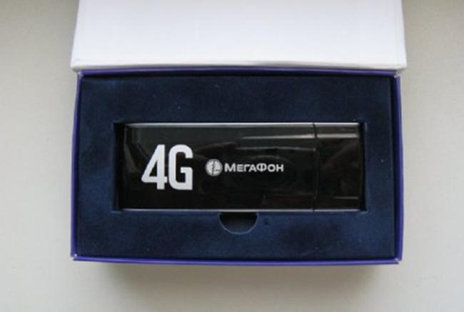 4G модем от Мегафон Huawei E-392