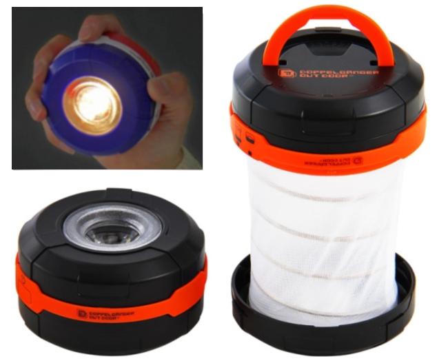Pop-up 2 Way LED Lantern
