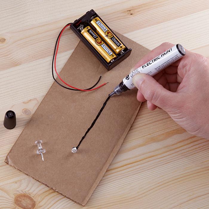 Bare Conductive Electric Paint Pen