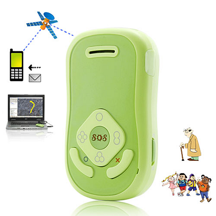 GPS Tracker Phone for Kids and Old man