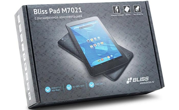Bliss Pad M7021
