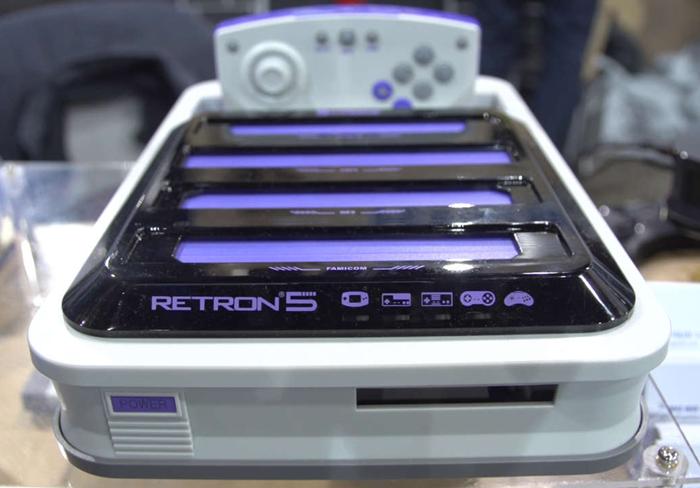 Retron 5