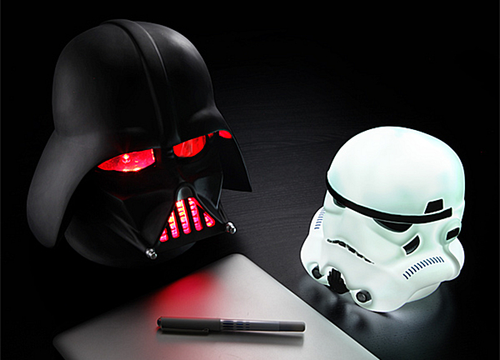 Star Wars Lamps