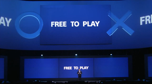 Sony Free 2 Play