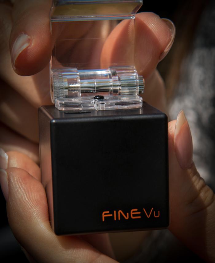 FineVu CR-2000S