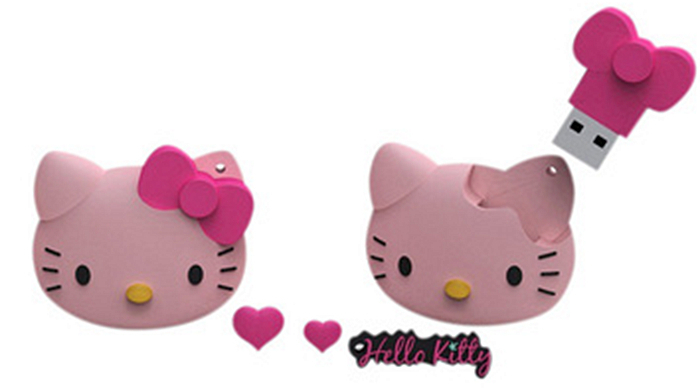 4Gb Iconik Hello Kitty FACE