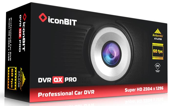 iconBIT DVR QX PRO