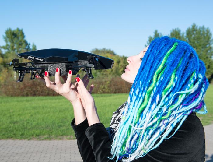Parrot AR.Drone2.0
