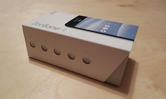 ASUS Zenfone 4 комплектация