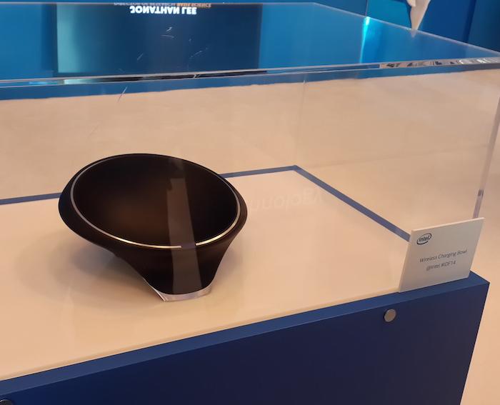 Intel wearable