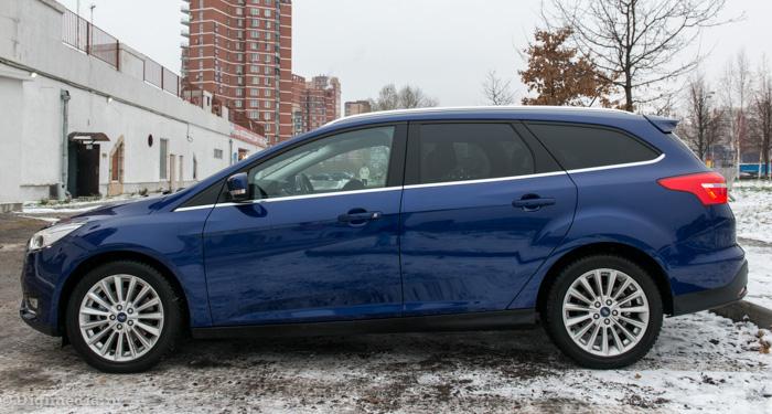 ford focus универсал 2015 модельного года