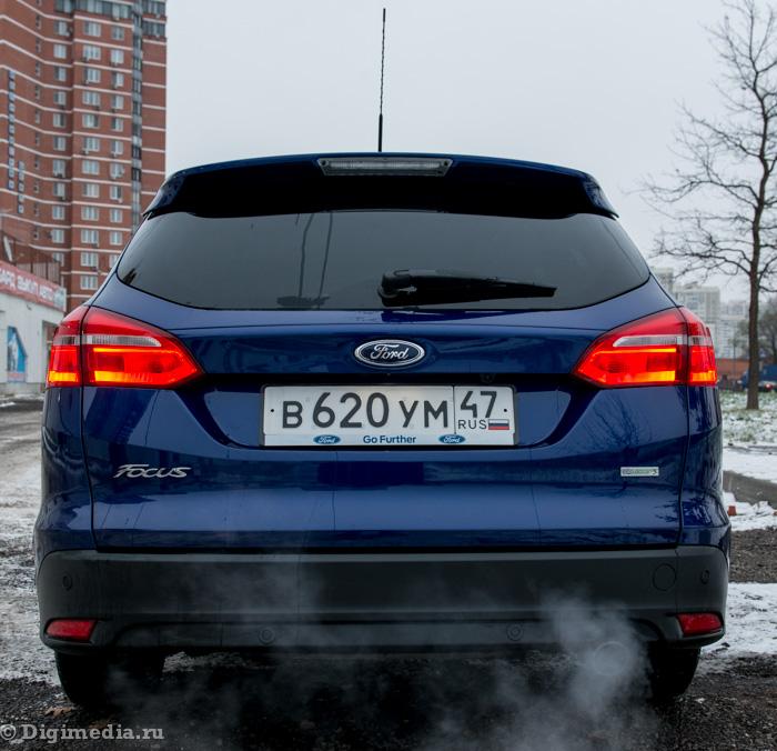 Ford Focus Универсал 2015