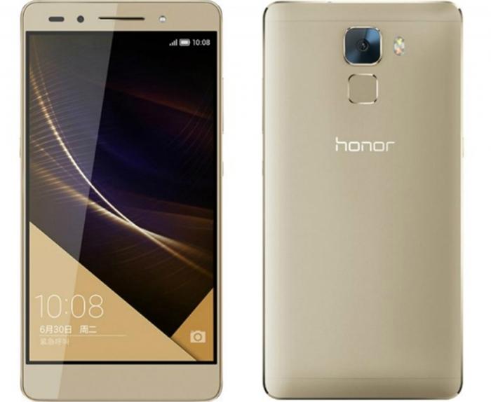подарки на новый год Huawei Honor 7
