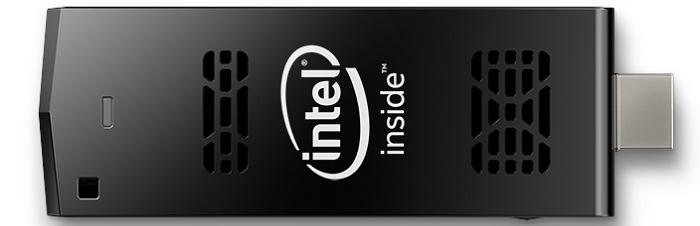 подарки на новый год Intel Compute Stick