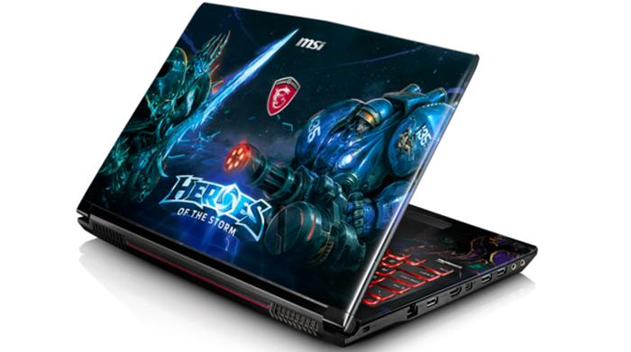 подарки на новый год MSI GE62 Heroes edition