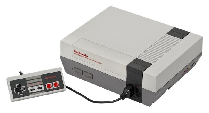 Игры 2015 NES
