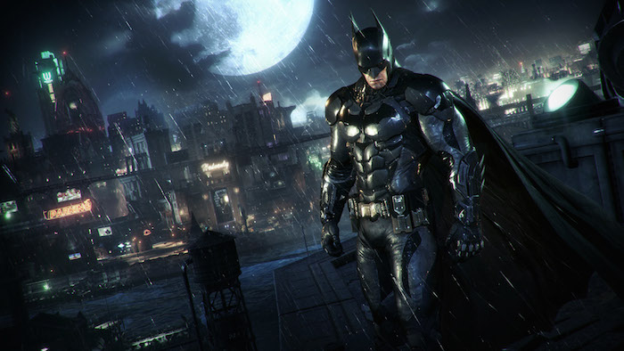 Игры 2015 Batman Arkham Knight