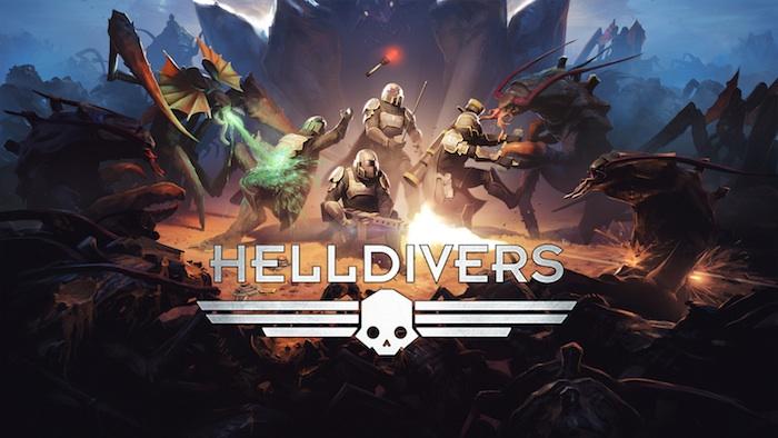 Игры 2015 Helldivers