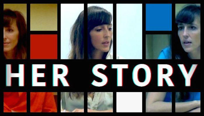 Игры 2015 Her Story